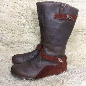 Merrell Haven Autumn Cinnamon Boots